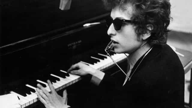 Conjunto de cartas e letras de Bob Dylan foi leiloado neste fim de semana