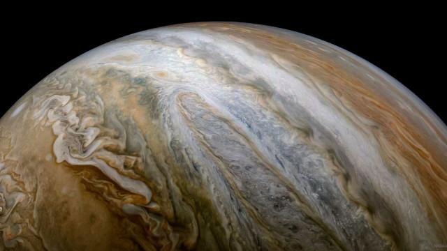NASA decidiu prolongar missão da sonda Juno em Júpiter