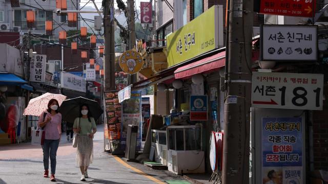 Novo caso de reinfecção de Covid-19 é relatado na Coreia do Sul