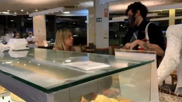 'Estou morta por dentro', diz mulher presa após ataques em padaria de SP