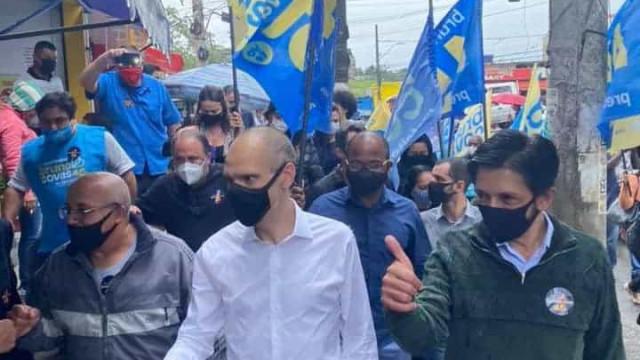 Datafolha em São Paulo: Vice de Covas é desconhecido e visto como pior escolha do que Erundina