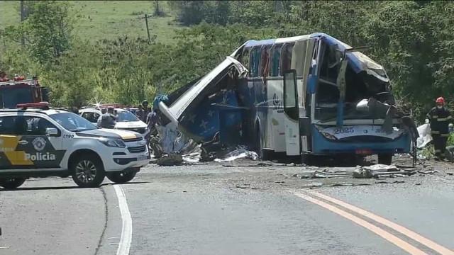 Empresa de ônibus envolvida em acidente com 41 mortos é clandestina
