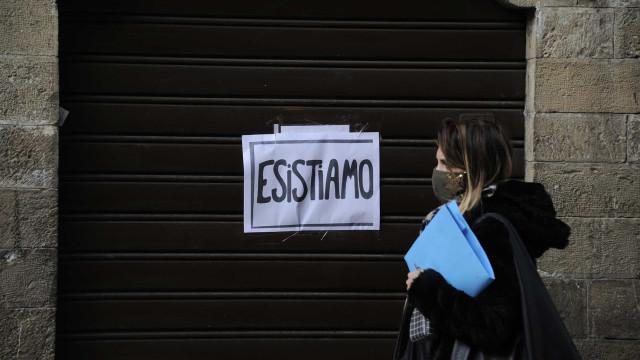 Itália registra 29.003 casos de Covid-19 e 822 óbitos em 24 horas