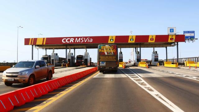 Tráfego em rodovia da CCR no MS cresce 15,1% na semana até 26 de novembro