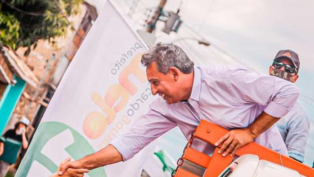 Sebastião Melo (MDB) é eleito prefeito de Porto Alegre com 54,58% dos votos