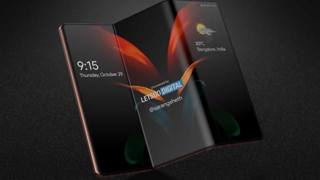 Samsung pretende lançar smartphones com tela dobrável e 'enrolável'