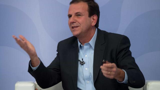 Rio não tem previsão de pagamento do salário de dezembro e 13º, diz Paes