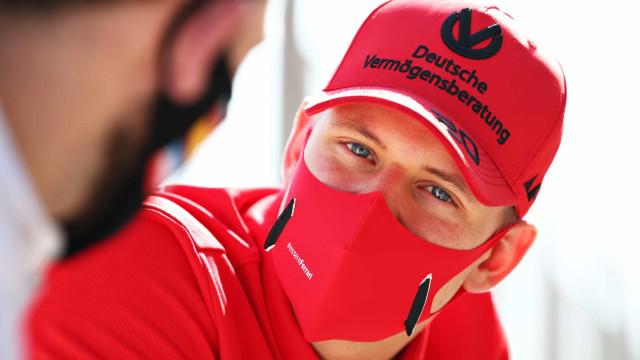 Filho do heptacampeão Michael Schumacher, Mick está pronto para brilhar na F-1