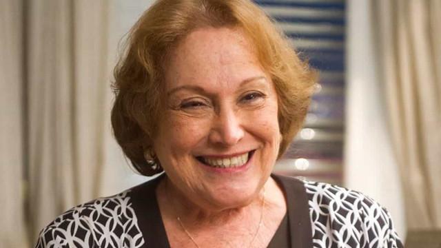 Aos 87 anos, Nicette Bruno está sedada na UTI e tem quadro considerado grave