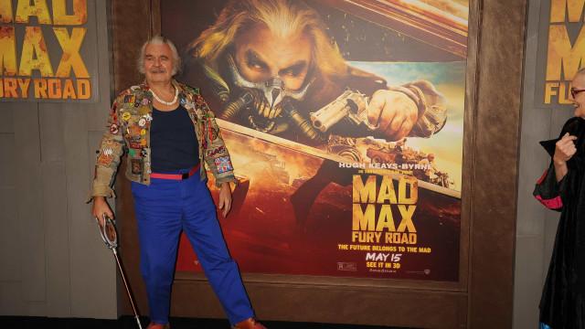 Hugh Keays-Byrne, de 'Mad Max', morre aos 73 anos