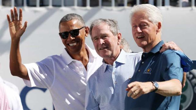 Obama, Clinton e Bush querem tomar vacina da Covid ao vivo na TV