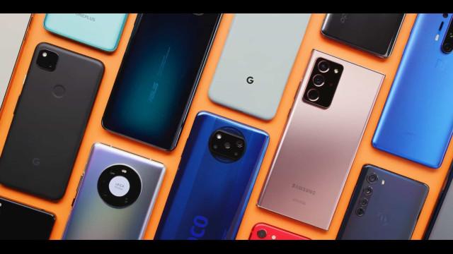 Teste 'às cegas' revela smartphone com melhor câmara de 2020