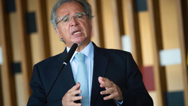Guedes: Não há frustração, a informação é de que Brasil volta forte