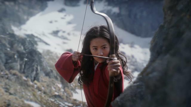 'Mulan' já está disponível no Disney+