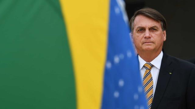 Eleições 2022: não existe terceira via hoje, afirma Bolsonaro