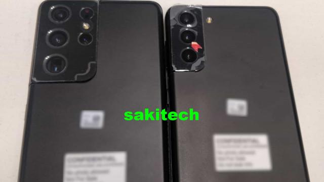 Novas imagens do Samsung Galaxy S21 vazam na web