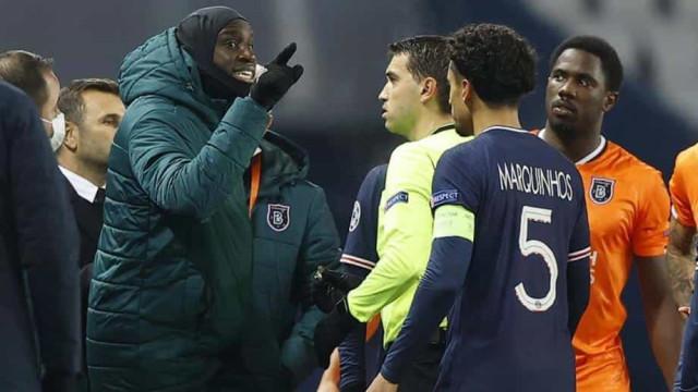 Uefa anula vermelho de Webó e anuncia investigação de suposto caso de racismo
