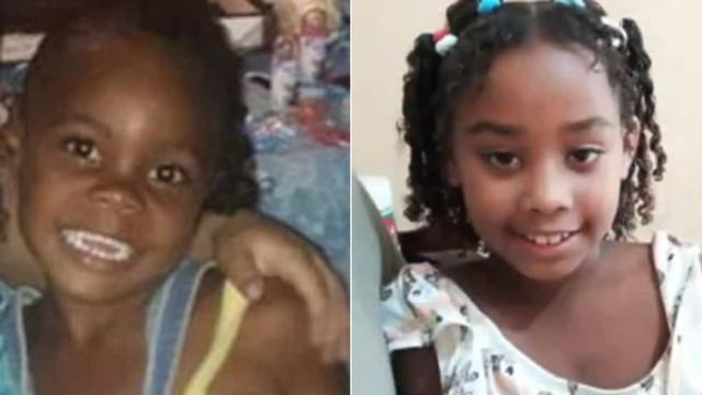 Fragmento de bala é encontrado em corpo de uma das meninas mortas no Rio