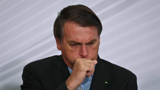 Bolsonaro visita hospital em Brasília; assessoria diz que agenda é privada