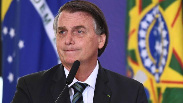 Autonomia do BC não é resposta a 'caso Petrobras', diz Bolsonaro, ao sancionar lei