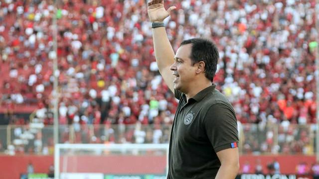 Bahia contrata Dado Cavalcanti para substituir Mano Menezes
