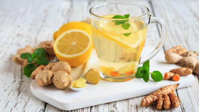 A bebida termogênica com gengibre que seca a barriga