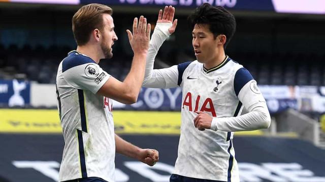 Tottenham se reabilita, bate Wolverhampton e volta a sonhar com a Liga Europa