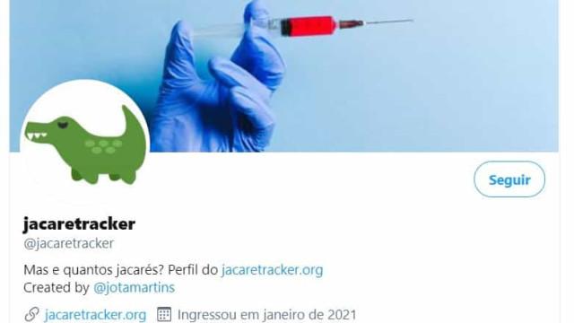 Site conta número de pessoas que se 'transformaram em jacaré' após vacina