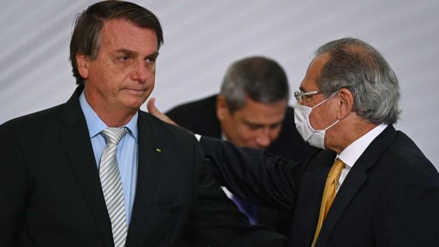 Brasil deixa ranking das 10 maiores economias após queda de 4,1% do PIB
