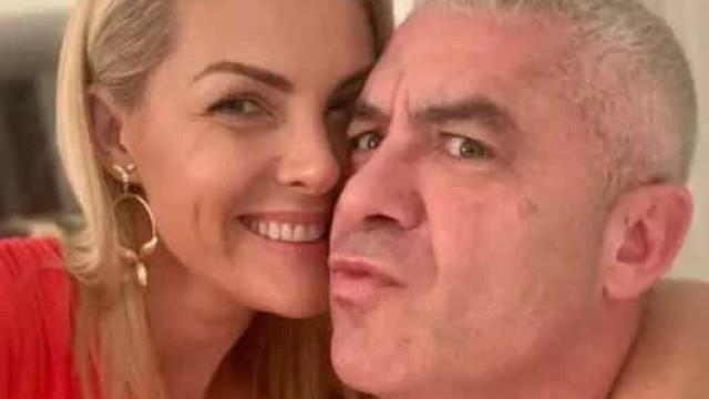 Ana Hickmann comemora retorno do marido para casa após internação no Natal