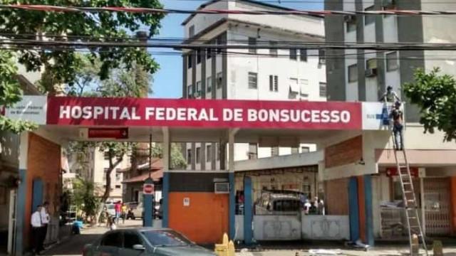 Hospital de Bonsucesso retoma transplantes de córnea após incêndio