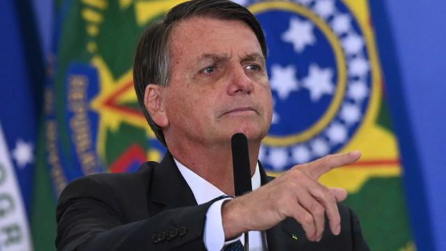 'Chega de frescura e mimimi. Vão ficar chorando até quando?', diz Bolsonaro