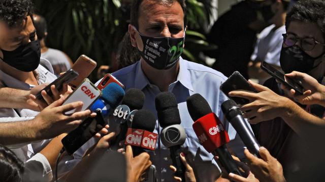 'É inimaginável olhar para ele e ver um monstro', diz Eduardo Paes sobre Dr. Jairinho