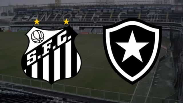 Santos e Botafogo fazem duelo da euforia contra o desespero