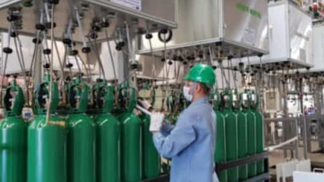 Ministério da Saúde enviará 80 cilindros de oxigênio para Manaus