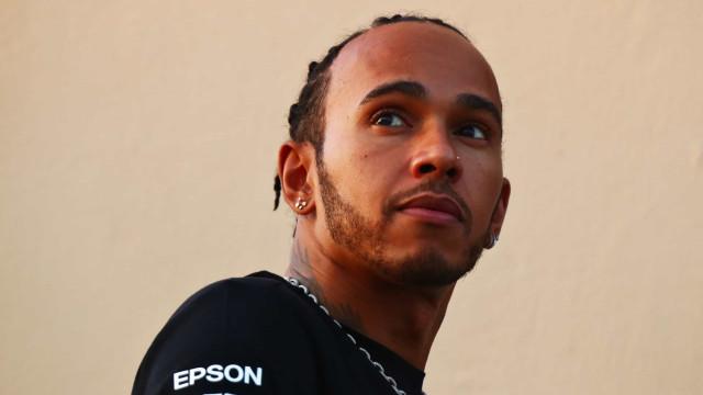 Hamilton lamenta 2º lugar nos EUA: 'Eles foram mais rápidos'