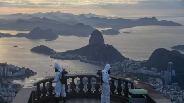 """Covid-19: situação do Brasil é """"particularmente preocupante"""", diz Opas"""