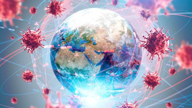 Europa vê 'alto risco' nas mutações de Brasil e Reino Unido