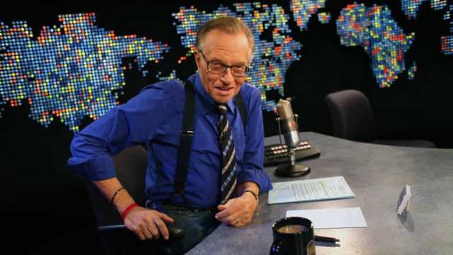 Presidentes, Sinatra, Dalai-Lama, Madonna; saiba quem Larry King já entrevistou