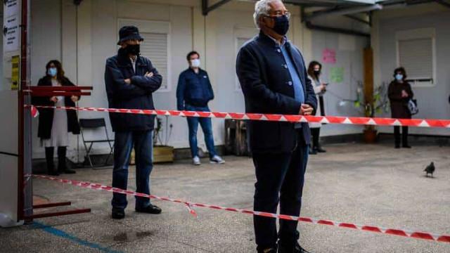 Portugal realiza eleições presidenciais em meio a níveis recordes de Covid