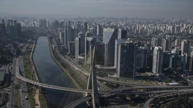 Capital paulista terá segunda-feira com temperatura mínima de 10°C