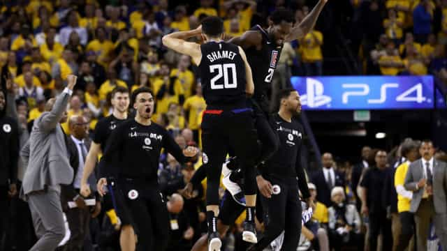 Clippers superam Thunder com 34 pontos de Kawhi e ganham a sétima seguida na NBA