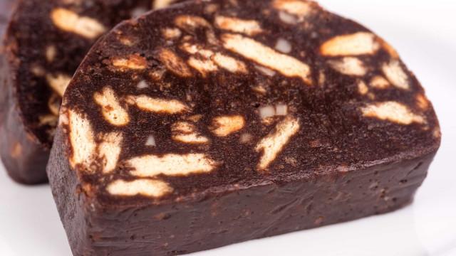 Salame de chocolate, a receita que faltava na sua vida