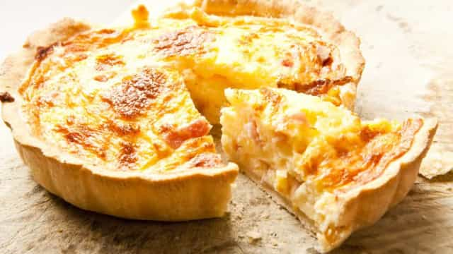 Saiba como preparar uma deliciosa Quiche de Alho-poró