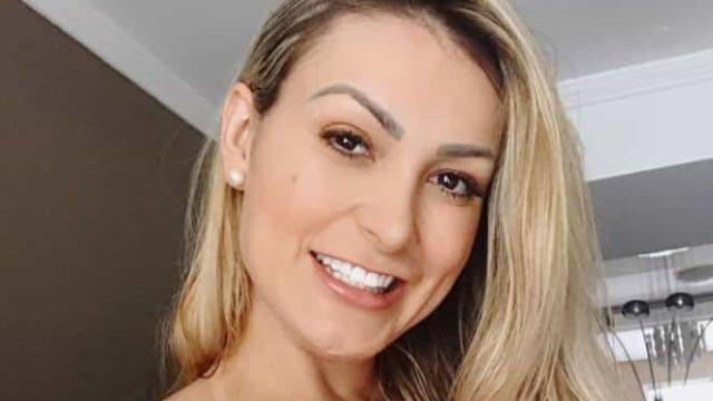 Andressa Urach diz que tratamento na Universal mudou quando dinheiro dela acabou