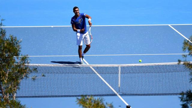 Thiago Monteiro precisa de 8 desistências para disputar torneio olímpico de tênis