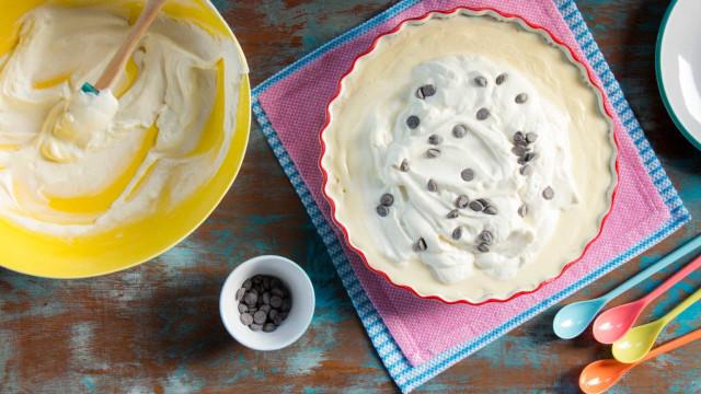 Receita: Torta Gelada de Palha Italiana