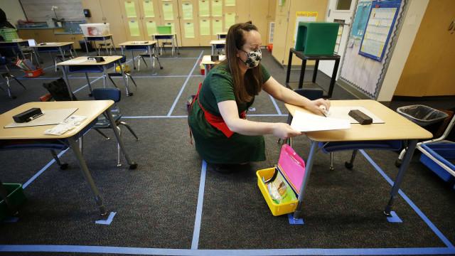 Veja medidas de prevenção para diminuir risco de Covid na volta às aulas presenciais