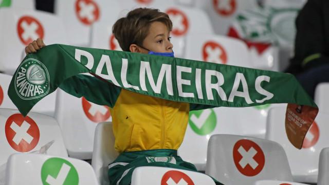 Com reservas, Palmeiras vence o São Caetano pelo Paulista