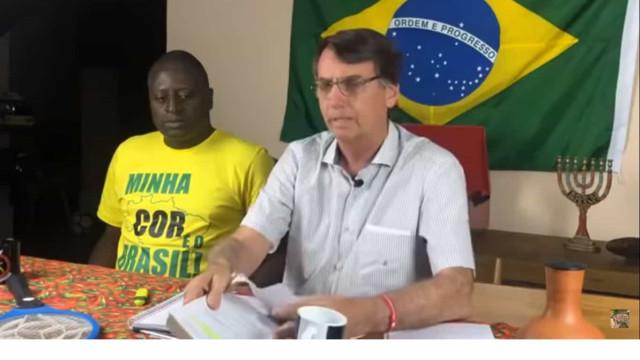 Após interferência do Planalto no Congresso, vídeo resgata promessa de Bolsonaro